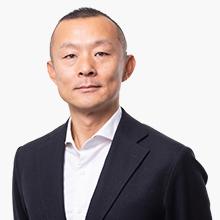 Koki Higuchi, Executive Officer and CSO