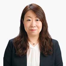 Tomomi Matsubara, Executive Officer and CHO